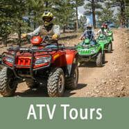 ATV Rides Near Bryce Canyon National Park