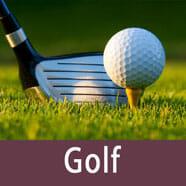 Golfing Near Bryce