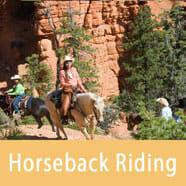 Horseback Rides Near Bryce Canyon