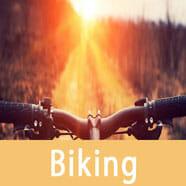 Biking in Bryce Canyon