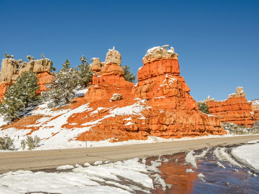 Red Canyon Parks and other attractions near Bryce Canyon