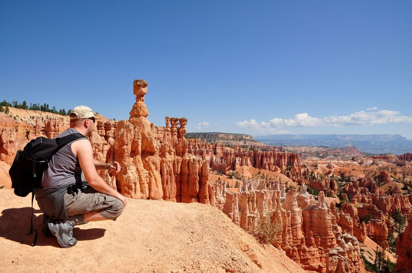 Safe Hiking in Bryce Canyon