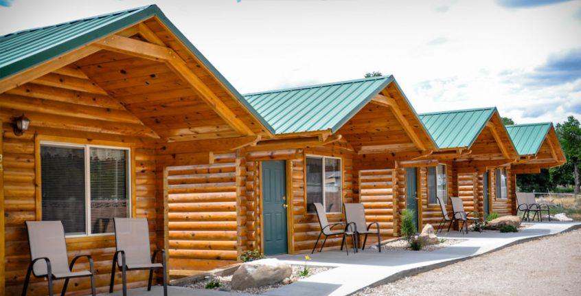 Bryce Canyon Inn Adventurous Cabins
