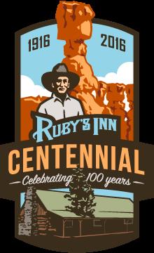 Ruby's Inn Logo
