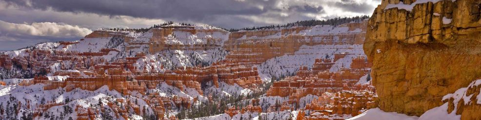 Bryce Canyon Winter weather