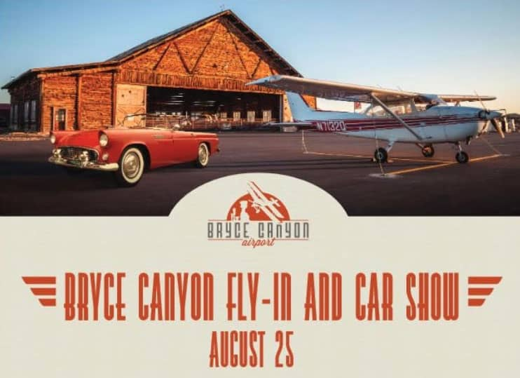 Bryce Canyon Fly-In and Car Show