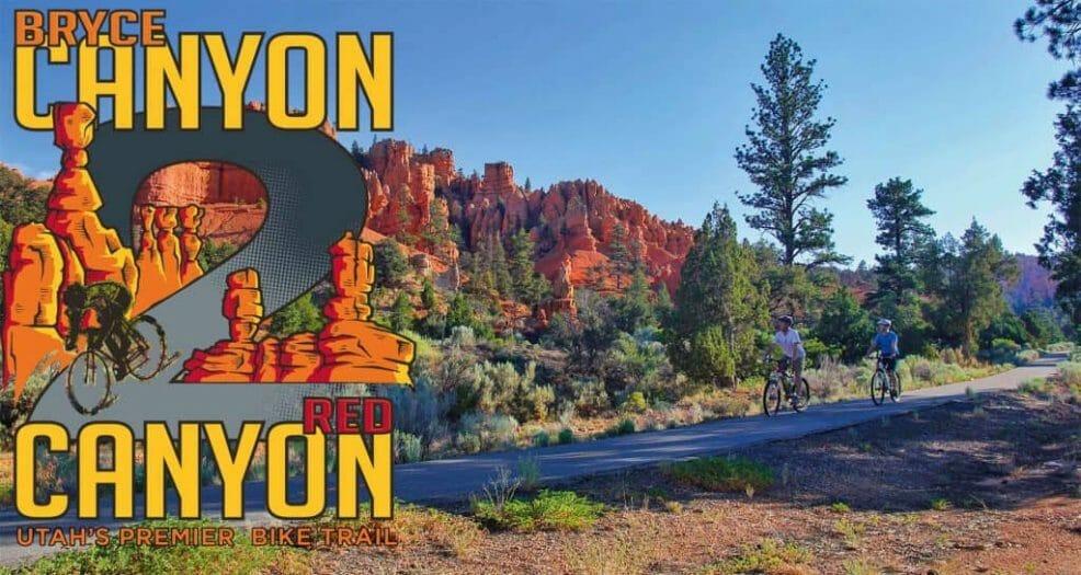 Bryce Canyon Red Canyon Bike Trail