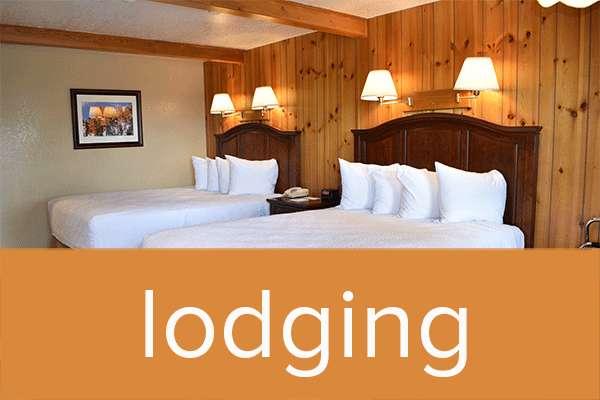 Lodging hotel deals at Bryce Canyon National Park
