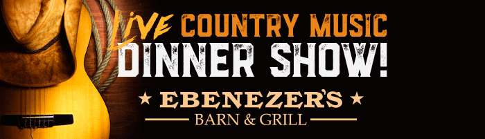 Ebenezer's Barn & Grill dinner show in Bryce Canyon