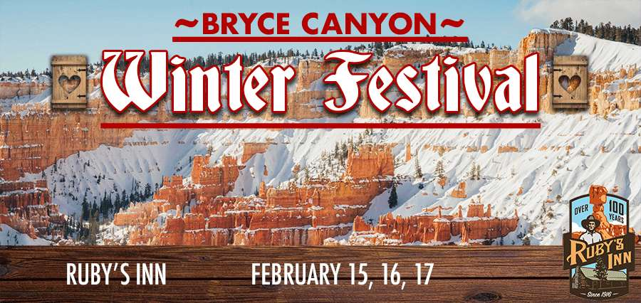 Bryce Canyon Winter Festival at Ruby's Inn 2020